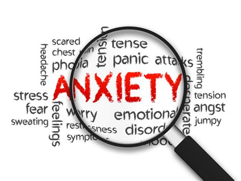 Living With Severe Anxiety