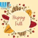 Poems to Celebrate the Fall Season – 2021